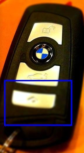 77 BMW F10 リモコンキー.JPG