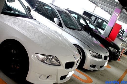 BMW New 1シリーズ[F20]ミネラルホワイトなローラ号納車オフレポ♪