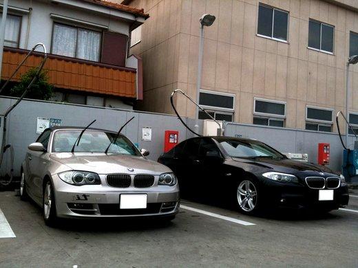 燃費管理アプリ&洗車♪
